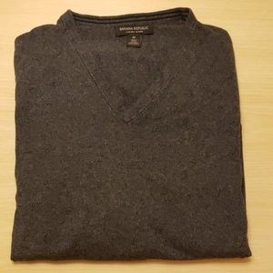 Banana Republic Luxury Blend Sweater For Men
